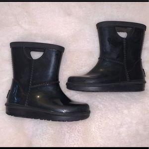 Toddler Ugg rain boots